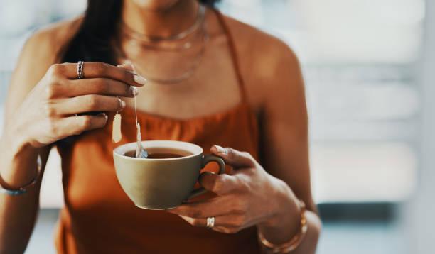 فوائد اكياس الشاي المستخدمة