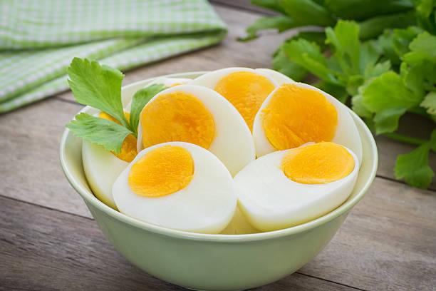ماذا يحدث عند تناول البيض يوميا ؟