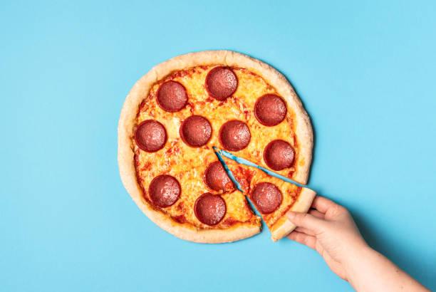 هل البيتزا تعطش في رمضان ؟