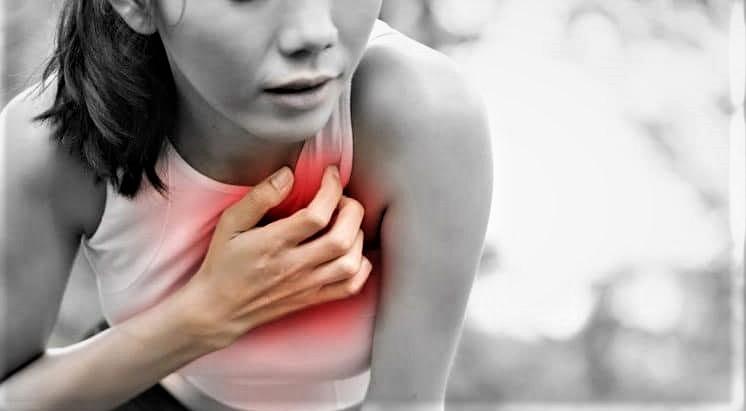 الفرق بين ألم القلب و العضلات