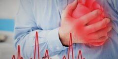 كهرباء القلب,علاج كهرباء القلب في البيت,هل كهرباء القلب تسبب الوفاة؟